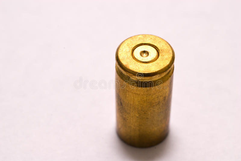 Download 9mm shell casing stock photo. Image of seperated, pistol - 11261130