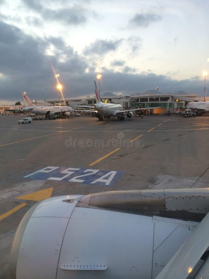 Aéroport fotos de archivo libres de regalías