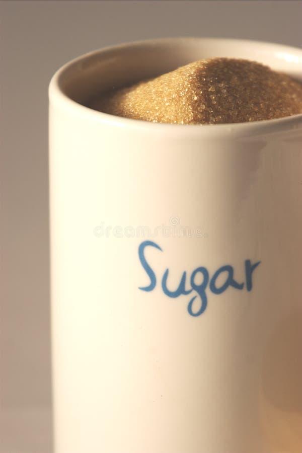Download Açúcar foto de stock. Imagem de marrom, dieta, bolo, sweetener - 535292