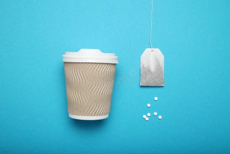 Açúcar alternativo para o diabetes Edulcorantes naturais e artificiais do Aspartame, do Stevia, do Sucralose - foto de stock royalty free