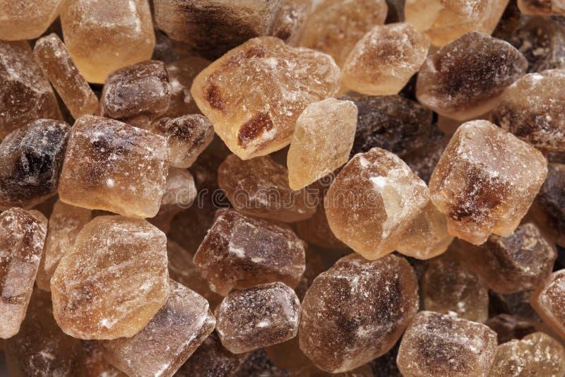 Açúcar de Candi imagens de stock