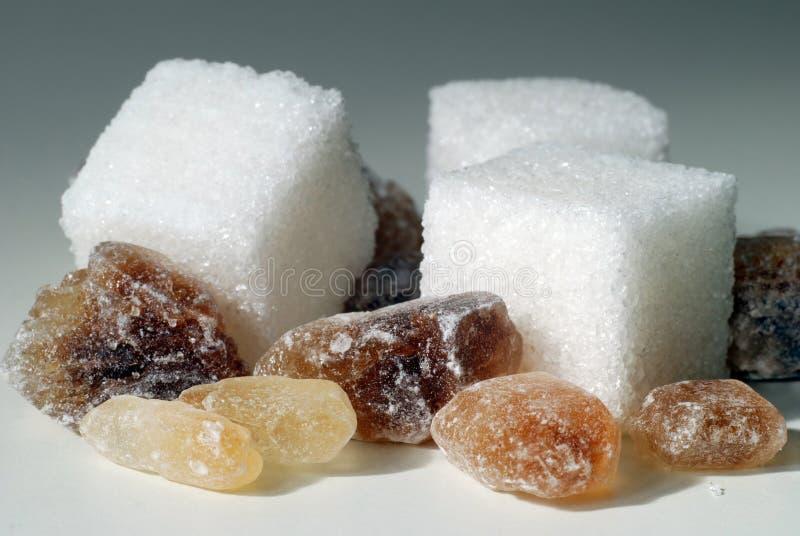 Açúcares imagens de stock royalty free