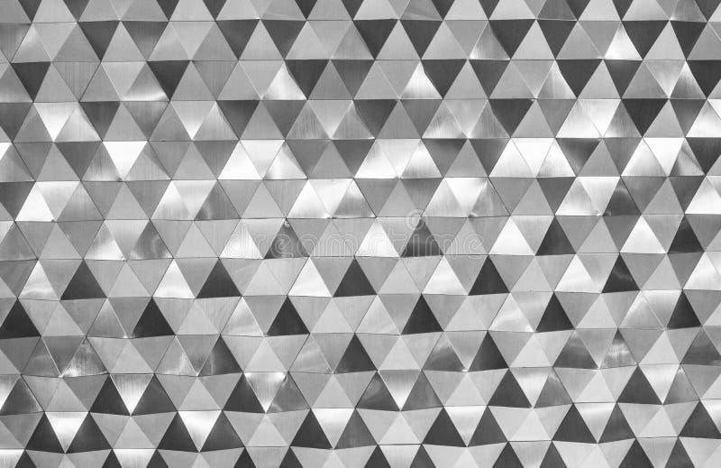 Aço de /wall da textura do teste padrão do metal ilustração do vetor