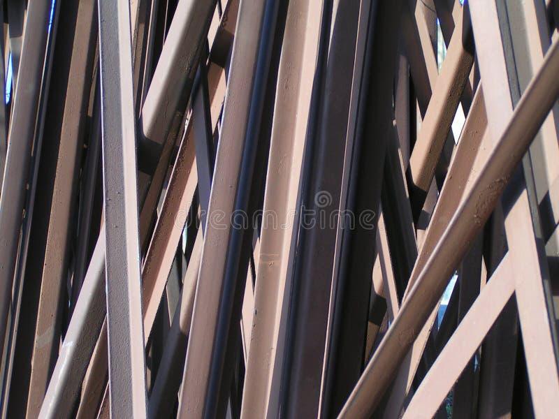 Aço Frio Imagens de Stock