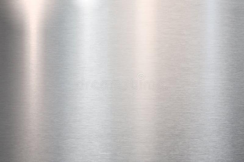 Aço ou chapa de alumínio, com acabamento fino imagem de stock