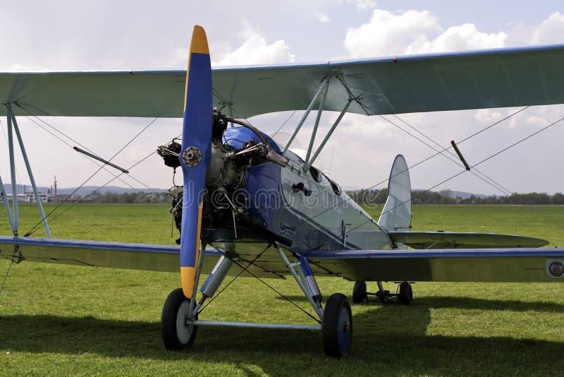 Aéronefs photographie stock libre de droits