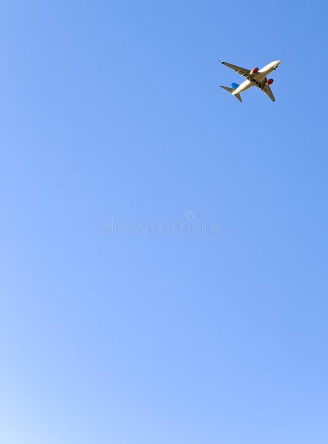 Aéronefs civils photographie stock