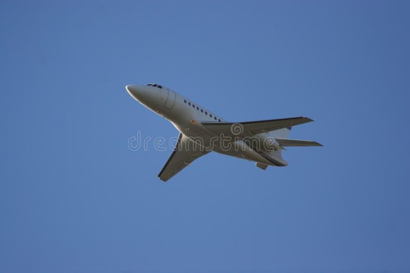 Aéronefs de sovereign de citation de Cessna photographie stock libre de droits