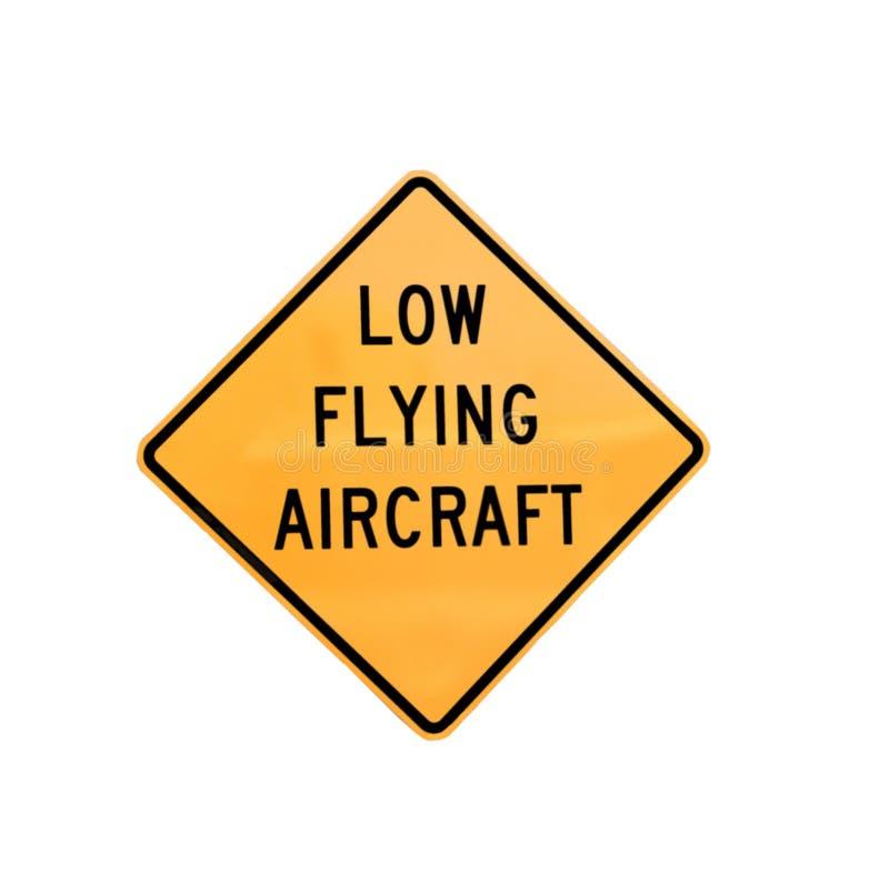 Aéronefs inférieurs de vol photo libre de droits