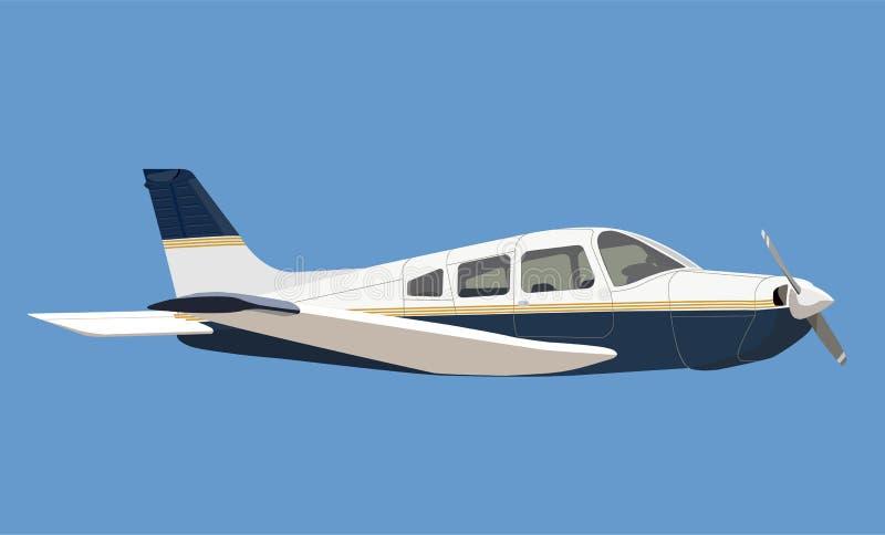 Aéronefs légers illustration libre de droits