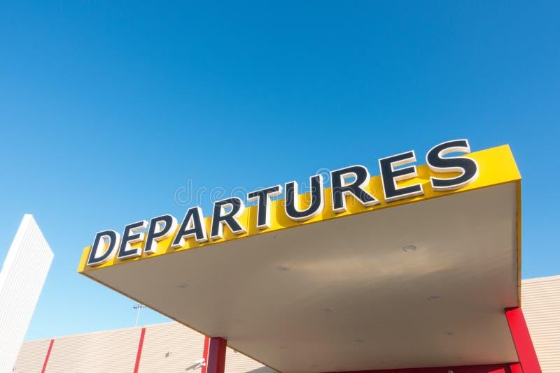 Aéroport d'Avalon, Australie de Melbourne photo stock