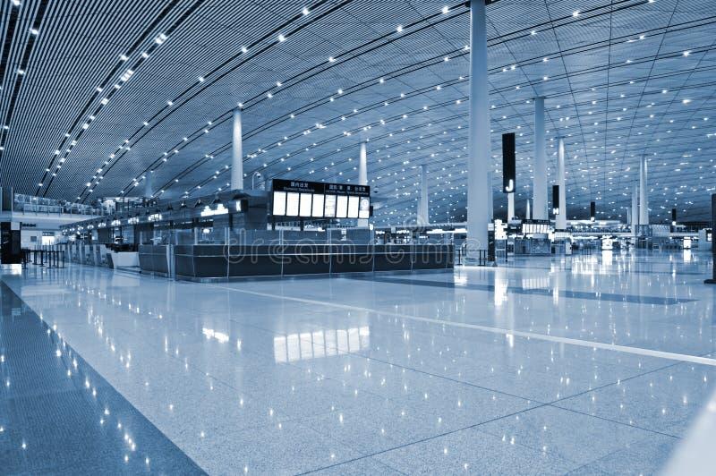 Aéroport d'internationl de Pékin photos stock