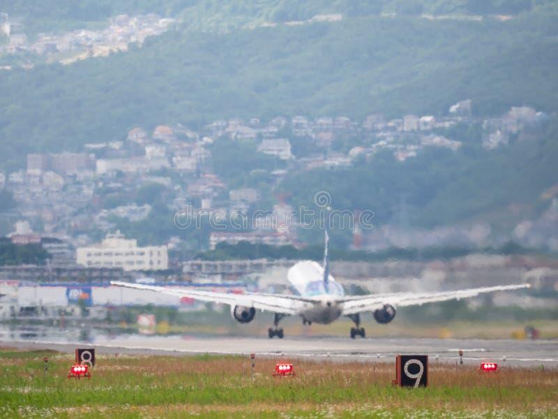 Aéroport d'Itami au Japon photographie stock libre de droits