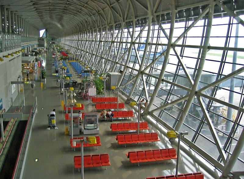 Aéroport d'Osaka image stock