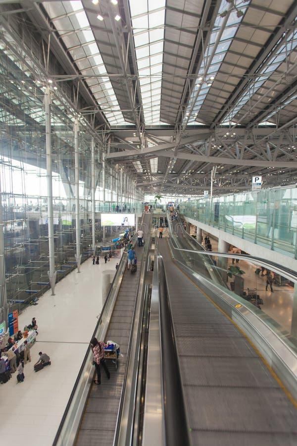 Aéroport de Bangkok images stock
