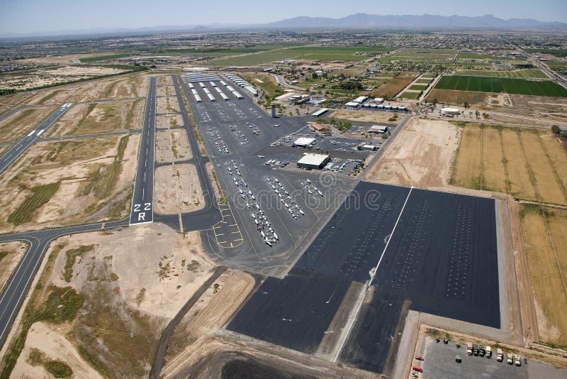 Aéroport de fournisseur photos libres de droits