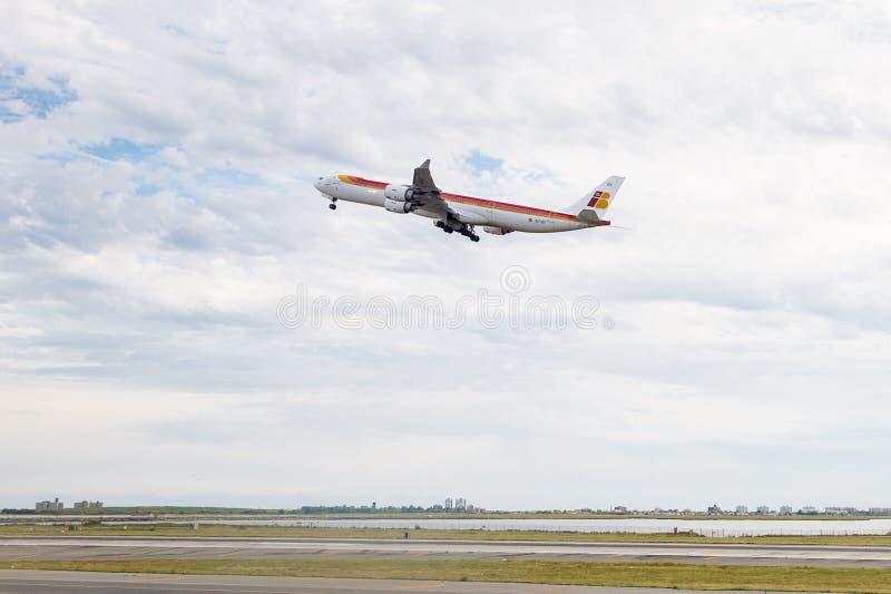Aéroport de JFK, New York photo libre de droits