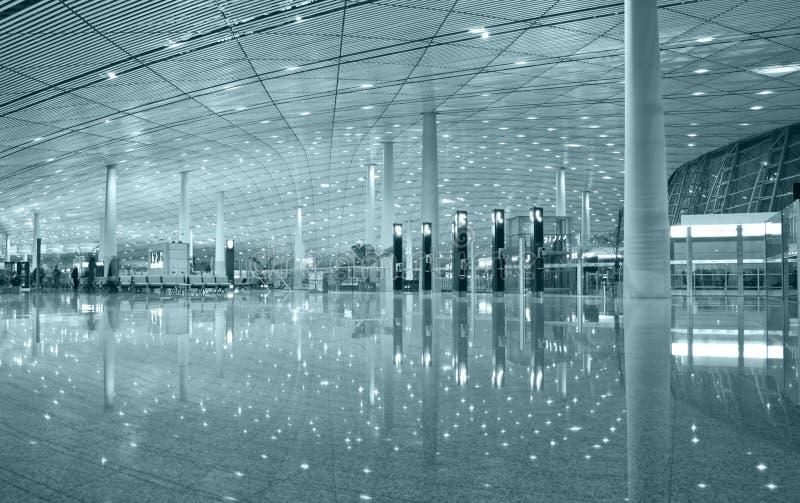 Aéroport de Pékin photos stock