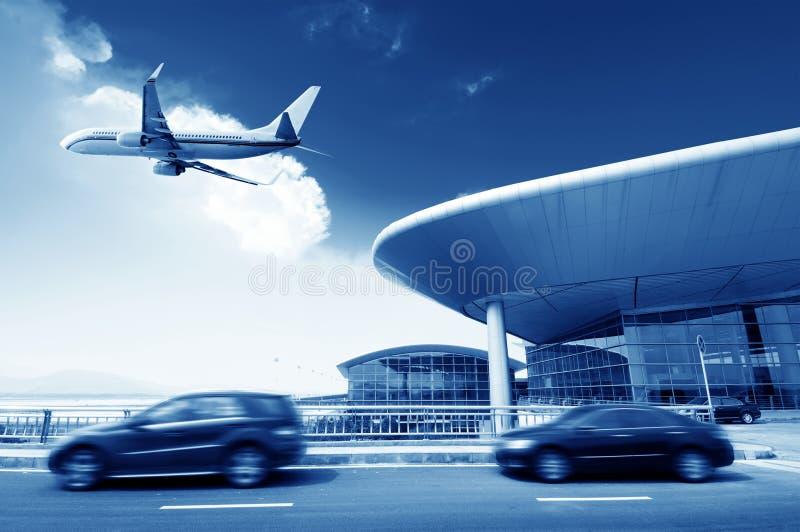 Aéroport de Pékin photo libre de droits