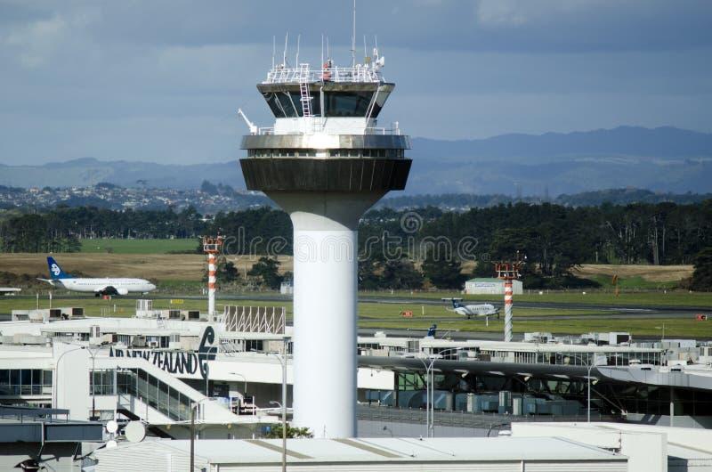 Aéroport international d'Auckland images stock