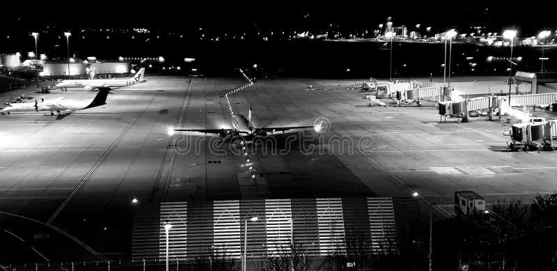 Aéroport international de Birmingham images stock