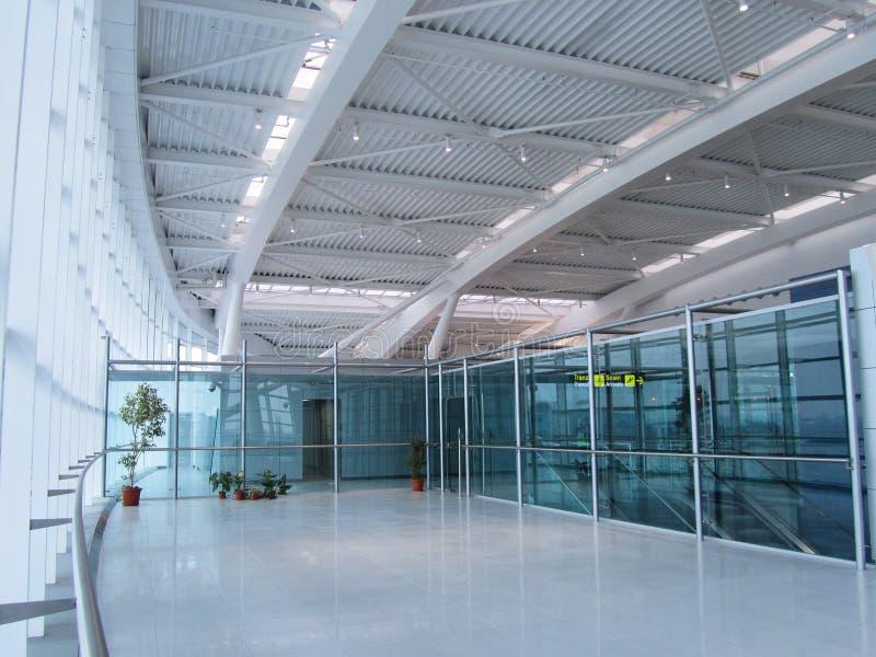 Aéroport international de Bucarest Otopeni photos libres de droits