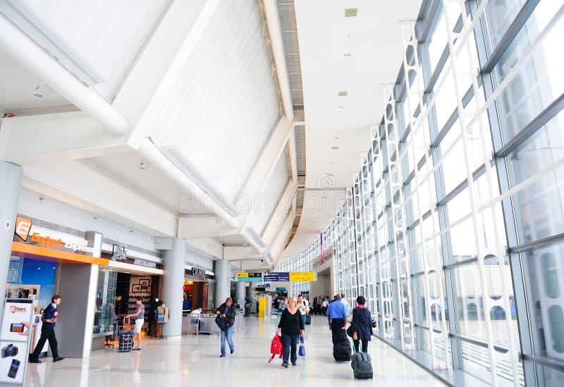 Aéroport international de Newark image stock