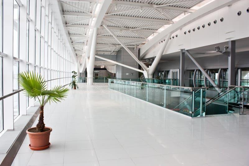 Aéroport neuf de Bucarest - 2011 photo stock