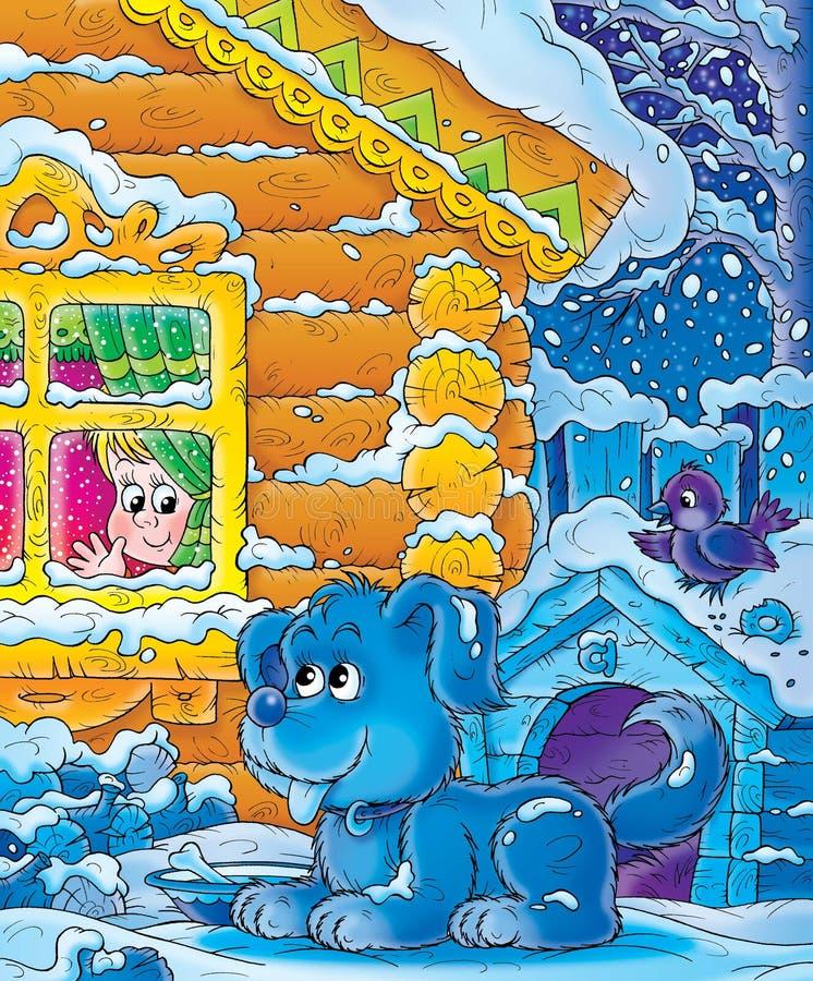 Download Año Nuevo 11 stock de ilustración. Ilustración de nieve - 190260