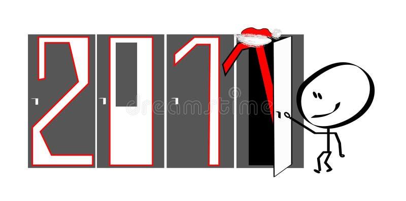 Año Nuevo 2011 Fotos de archivo libres de regalías