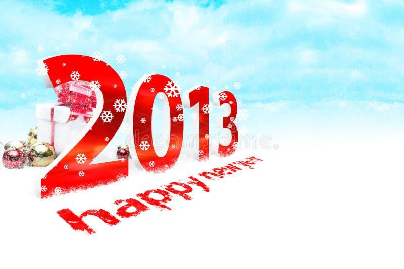 Año Nuevo fotografía de archivo