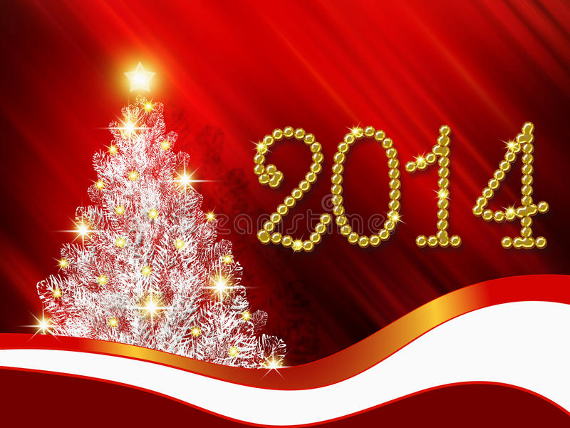Año Nuevo 2014. libre illustration