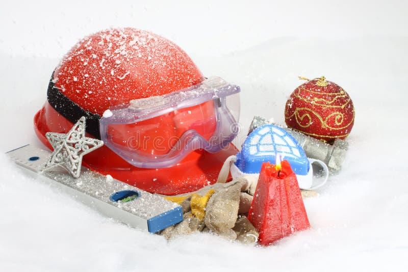 Año Nuevo de la seguridad imagen de archivo libre de regalías