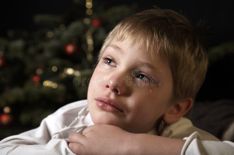 Año Nuevo infeliz fotografía de archivo libre de regalías