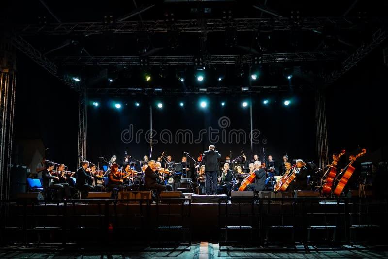 2 años del concierto de la tragedia de Colectiv foto de archivo