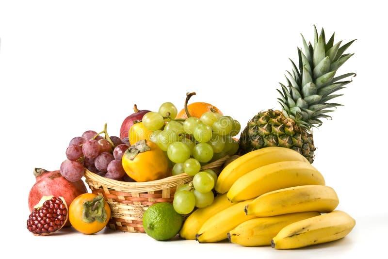 Download Aún-vida con las frutas imagen de archivo. Imagen de pomelo - 7283401
