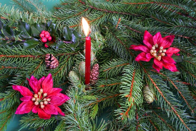 Aún-vida de la Navidad fotos de archivo libres de regalías