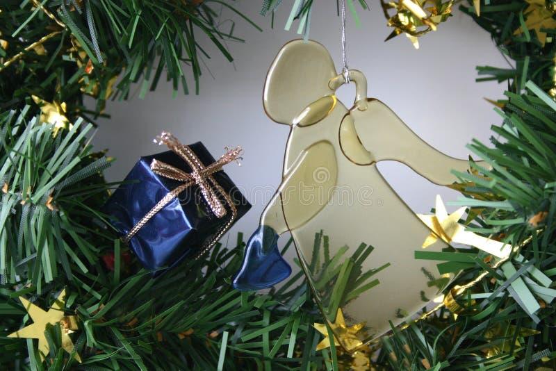 Aún-vida II de la Navidad fotografía de archivo libre de regalías