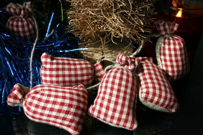 Aún-vida V de la Navidad fotos de archivo libres de regalías