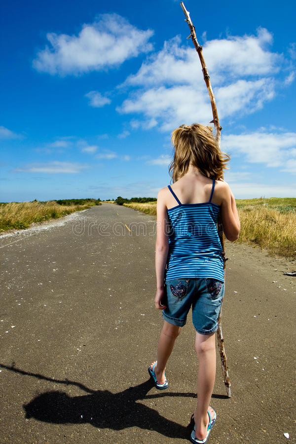 Free A Child S Journey Stock Images - 20593724