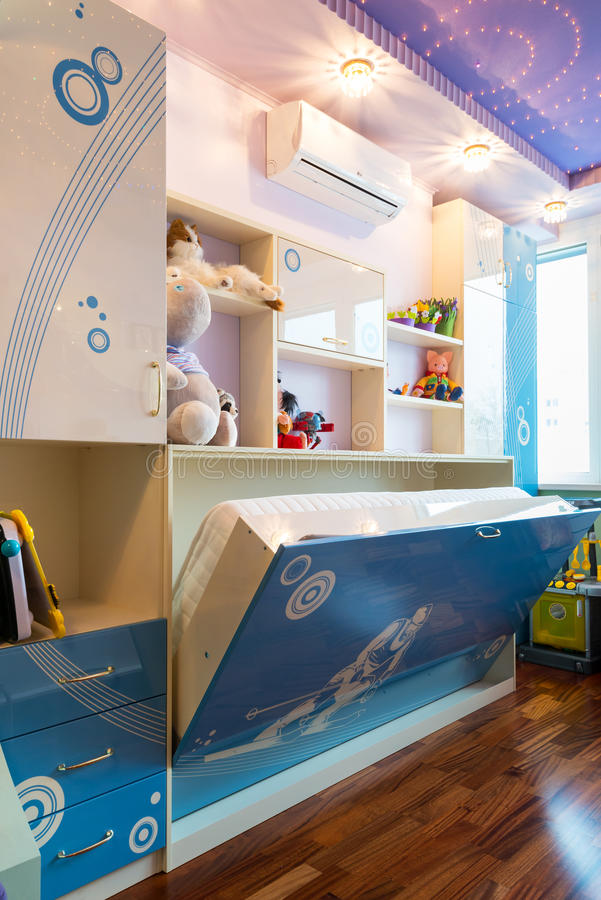 Free A Children S Room Stock Photography - 35901732
