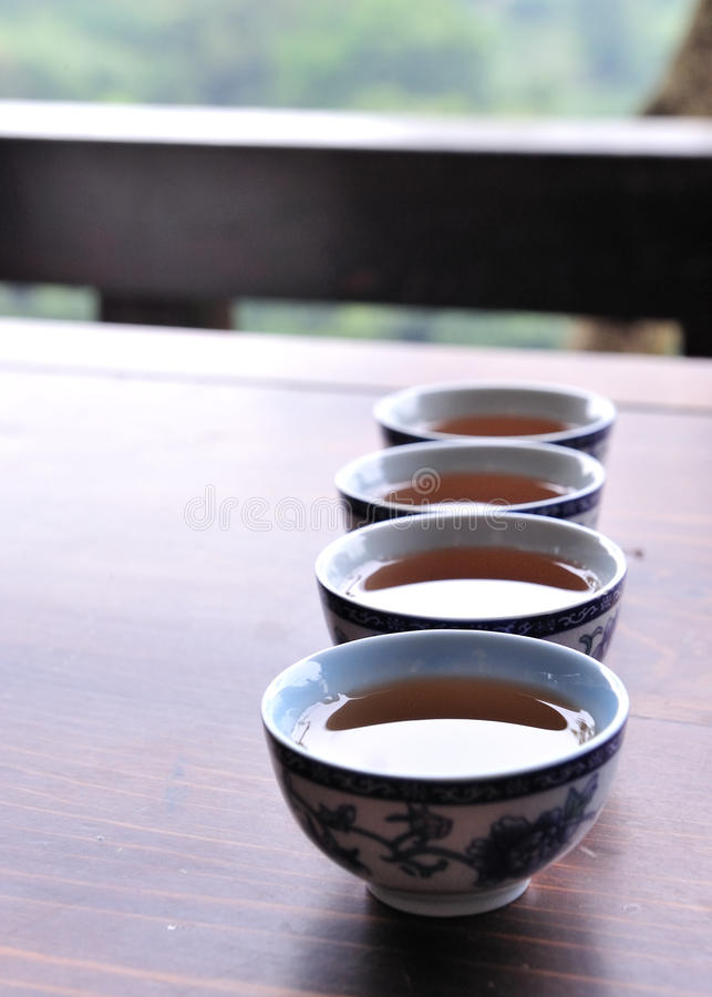 Free A Chinese Tea Cup Stock Photo - 9711490