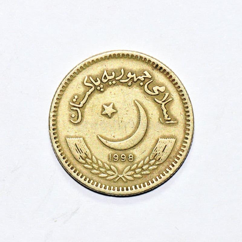 Free A Close Look Of Pakistan Rupee Coin Stock Photos - 29947583