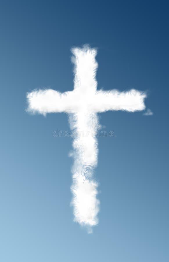 Free A Cross Cloud Stock Photos - 8600843
