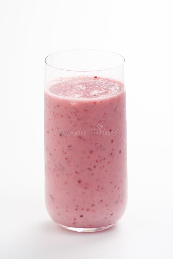 Free A Delicious Cherry Milkshake Royalty Free Stock Image - 9516826