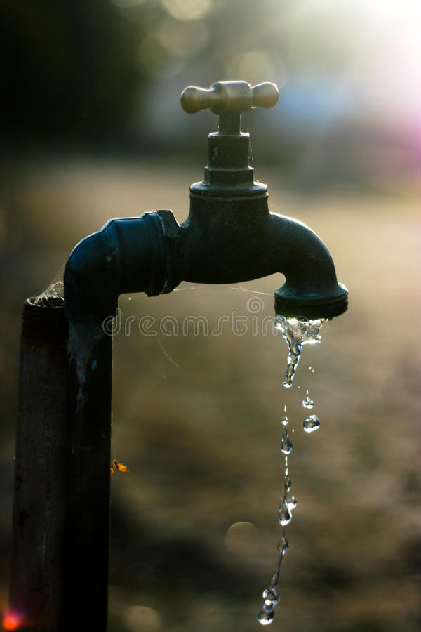 Free A Dripping Tap Stock Photos - 11796553