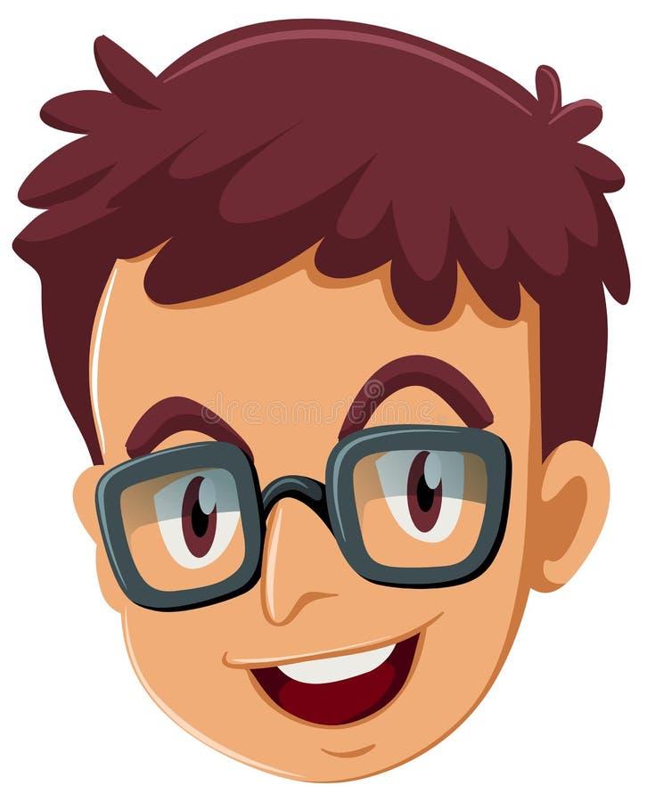 Free A Head Of A Boy With An Eyeglass Stock Photos - 36429053