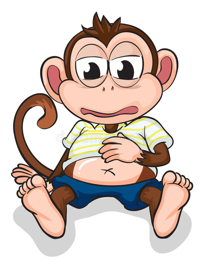Free A Monkey Royalty Free Stock Images - 33694089