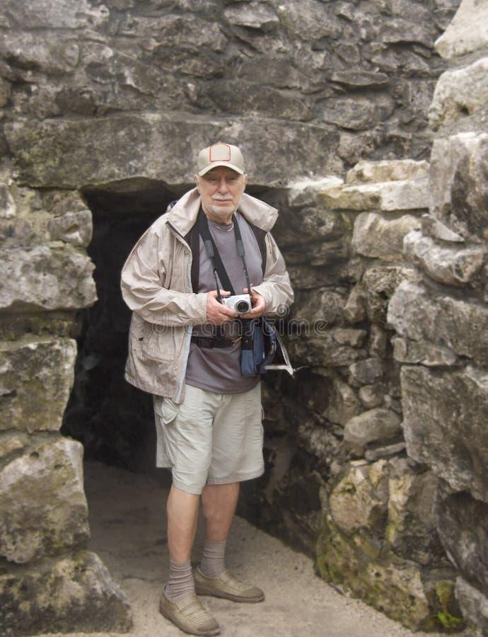 Free A Perfect Senior Tourist Stock Images - 1737904