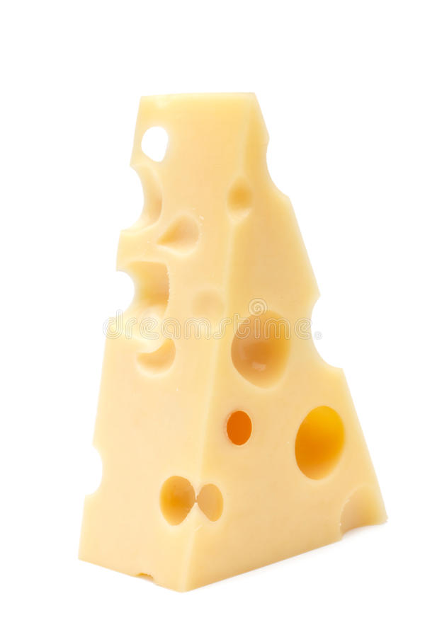 Free A Piece Of Cheese Royalty Free Stock Photography - 15973967